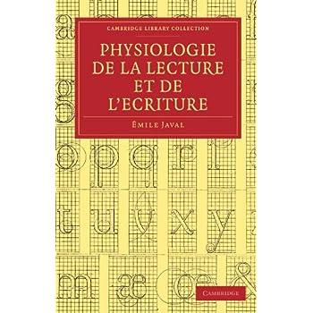 Physiologie de la lecture et de l'écriture