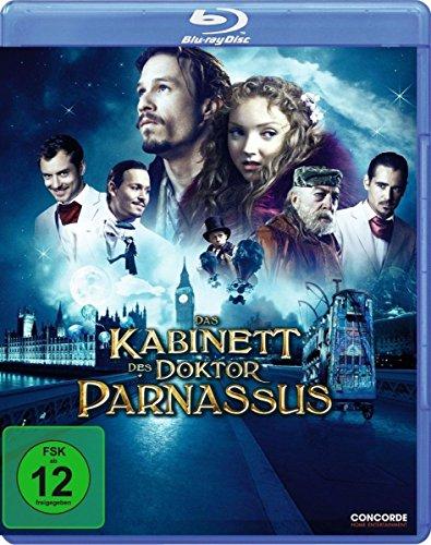 Des Tochter Teufels Kostüm - Das Kabinett des Doktor Parnassus [Blu-ray]