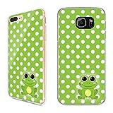 Handyhülle Punkte Samsung Silikon Süß Smiley Schleife Biene Frosch Kinder Sterne, Handy:Samsung Galaxy A3 (2016), Hüllendesign:Design 4   Silikon Klar