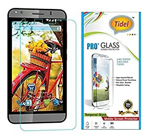 Tidel 2.5D Curved Tempered Glass Guard Protector For Karbonn Machfive