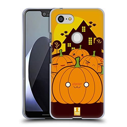 �rbis Im Ganzen Halloween Kawaii Soft Gel Hülle für Google Pixel 3 XL ()