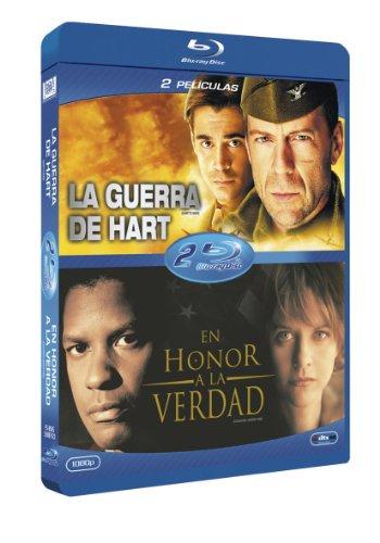 Guerra De Hart + En Honor A La Verdad [Blu-ray]