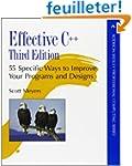 Effective C++: 55 Specific Ways to Im...