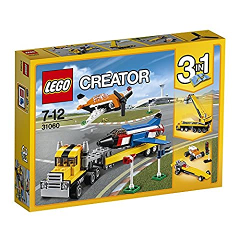 LEGO Creator 31060 - Flugschau-Attraktionen