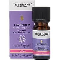 Preisvergleich für Tisserand Lavender Organic Essential Oil 9ml