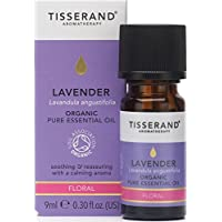 Tisserand Lavender Organic Essential Oil 9 ml