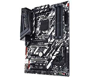 Gigabyte Intel 1151Sockel Z370Chipsatz schwarz