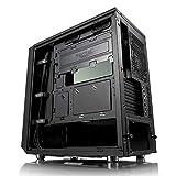 Fractal design Meshify High Airflow mini C Bko tempered glass PC Case–nero