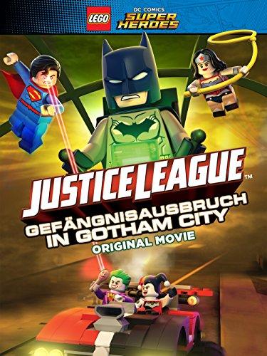 LEGO DC Super Heroes: Justice League: Gefängnisausbruch in Gotham City [dt./OV] - Lego Filme City