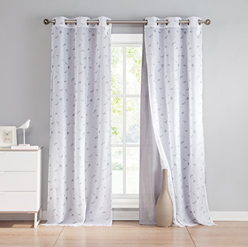 kensie-geqgy12-11457-4-piece-gemma-sheer-grommet-pair-panel-set-grey-by-kensie