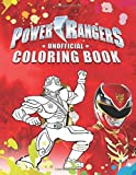 Power Rangers Coloring Book: Awesome Coloring Book For Kids Ages 4-12