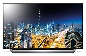 LG OLED55C8LLA 139 cm (55 Zoll) OLED Fernseher (Ultra HD, Twin Triple Tuner, 4K Cinema HDR, Dolby Vision/Atmos, Smart TV)