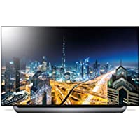 LG OLED65C8LLA 164 cm (65 Zoll) OLED Fernseher (Ultra HD, Twin Triple Tuner, 4K Cinema HDR, Dolby Vision/Atmos, Smart TV)
