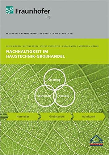 Nachhaltigkeit im Haustechnik-Großhandel.: Eine vergleichende Analyse des Vertriebswegs unter ökologischen, wirtschaftlichen und sozialen Aspekten.