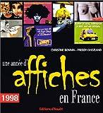 Une année d'affiches en France : 1998