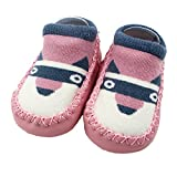 ❤️LianMengMVP Baby Boys Girls Shoes,Toddler Infant Cartoon Animal Anti-Slip Soft Sole Casual Socks Slipper Shoes Boots