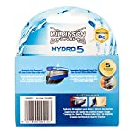 Wilkinson Sword Hydro 5 Razor With Blade Refills
