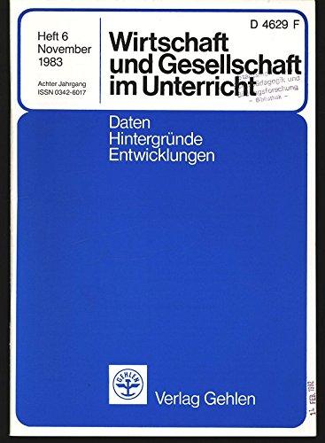 Die Buschtrommel, Heft 4/1983