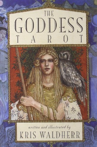 The Goddess Tarot Book