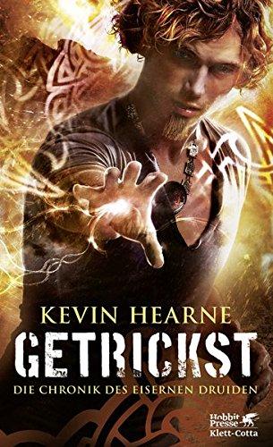 Buchseite und Rezensionen zu 'Die Chronik des eisernen Druiden / Getrickst: Die Chronik des Eisernen Druiden 4' von Kevin Hearne