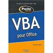 Poche Micro VBA