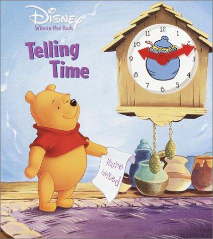 Telling Time (Clock Book)
