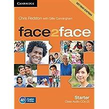 face2face Starter Class Audio CDs (3)