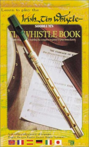 Learn to Play the Irish Tin Whistle with Paperback Book(s)