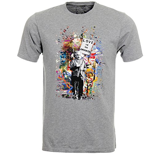 Fruit of the Loom Herren T-Shirt Grau