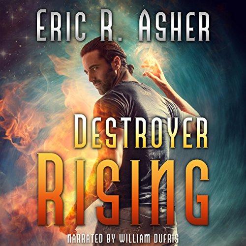 Destroyer Rising: Vesik, Book 5