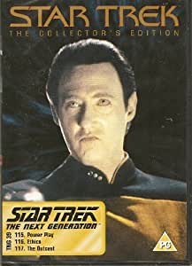 Star Trek - The Collector's Edition - TNG 39 - Power Play, Ethics, The Outcast