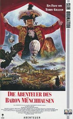 Die Abenteuer des Baron Münchhausen [VHS]