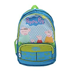 Stuff Jam Peppa Pig Featured Bag-Pack To Store Your Valuables-74079920