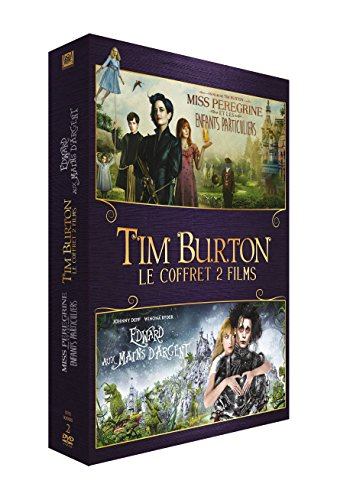 Tim Burton - Coffret 2 Films