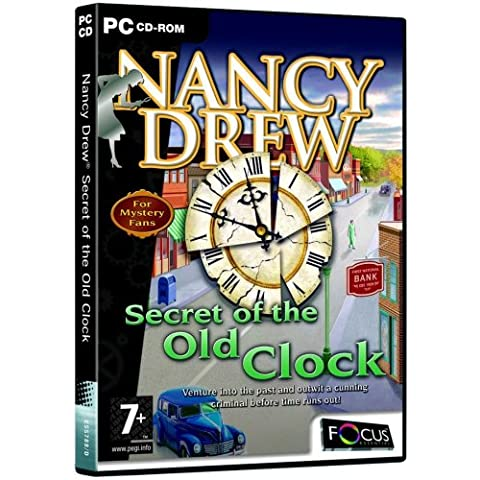 Nancy Drew Secret Of The Old Clock (PC) [CD-ROM] [Windows 98   Windows 2000] [Importado de Reino Unido]