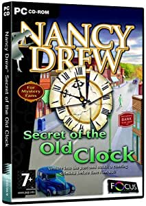 Nancy Drew Secret Of The Old Clock (PC)