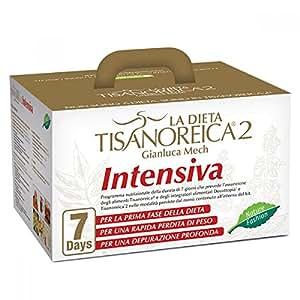 TISANOREICA NATURE FASHION KIT FASE INTENSIVA 7 GIORNI