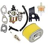 OxoxO faciles à Carburateur avec filtre à carburant filtre à air Bougie d'allumage...