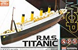 Picture Of 1/1000 R.M.S. TITANIC MCP (Multi Color parts) #14217 ACADEMY HOBBY KITS