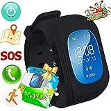 Smart Tracker Watch for Kid Child, TURNMEON® Smartwatch Phone with SIM Calls Anti-lost
