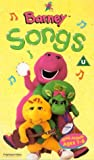 Picture Of Barney: Barney Songs [VHS]