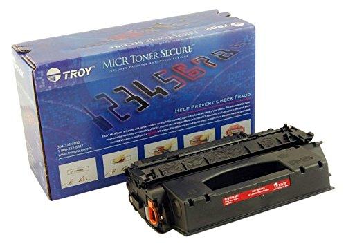 Troy Secure Cartridge LaserJet Printers - Troy MICR Secure High Yield Toner Cartridge for HP LaserJet P2015 Printers (2015)