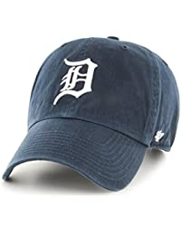 47 Brand Detroit Tigers Clean Up Baseball Cap - Navy