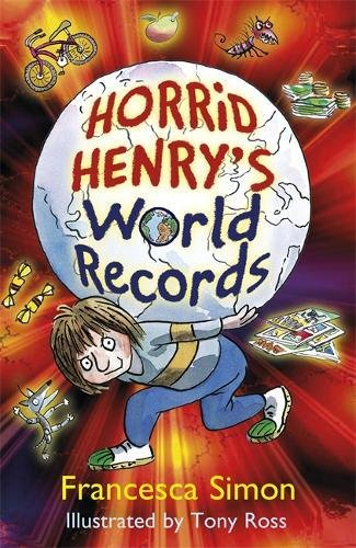 Horrid Henry's World Records