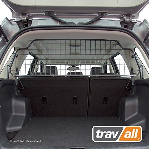 Travall Guard Hundegitter TDG1063 - Maßgeschneidertes Trenngitter in Original Qualität
