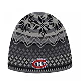 Zephyr NHL Montreal Canadiens Oslo Beanie Knit
