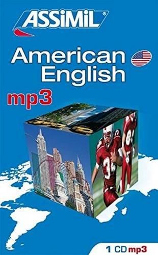 American English : 1 CD mp3