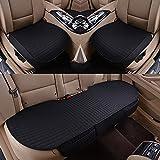 Han sui song Polyester Auto Sitzbezug Set, Auto Sitze Protector, 3Pcs, für Fabia Rapid KAROQ Octavia SUPERB GRANDLAND X,Mokka X A3 A4 A6 Q3 Q5 Q7 Sq5