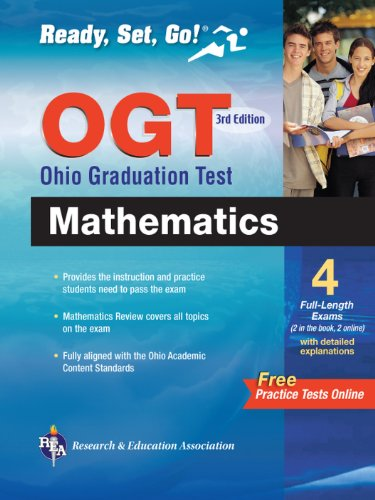 OGT Ohio Graduation Test Mathematics 3rd Ed. (Ohio Graduation Test (OGT) Test Prep) (English Edition) - Prep Test Ohio
