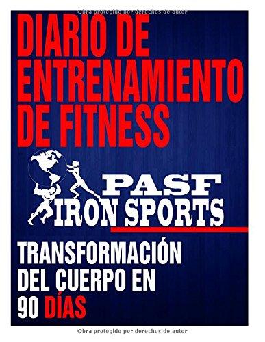 Diario de Entrenamiento de Fitness: Transformación del Cuerpo en 90 Días